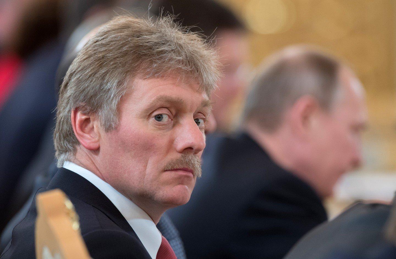 Кремль отказался обсуждать ситуацию в Луганске