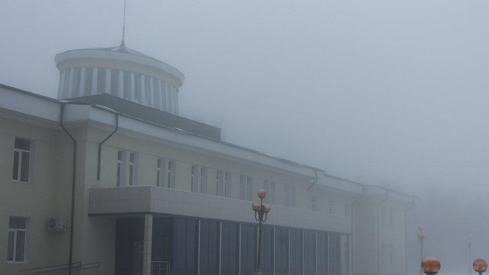 Из-за сильного тумана задерживаются рейсы между Саратовом и Москвой