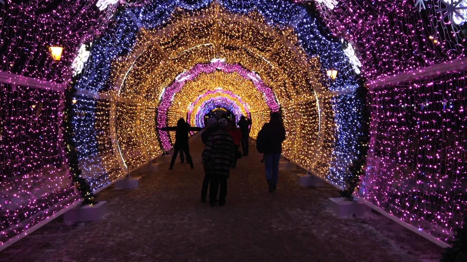 В Москве 22 декабря откроется фестиваль «Путешествие в Рождество»