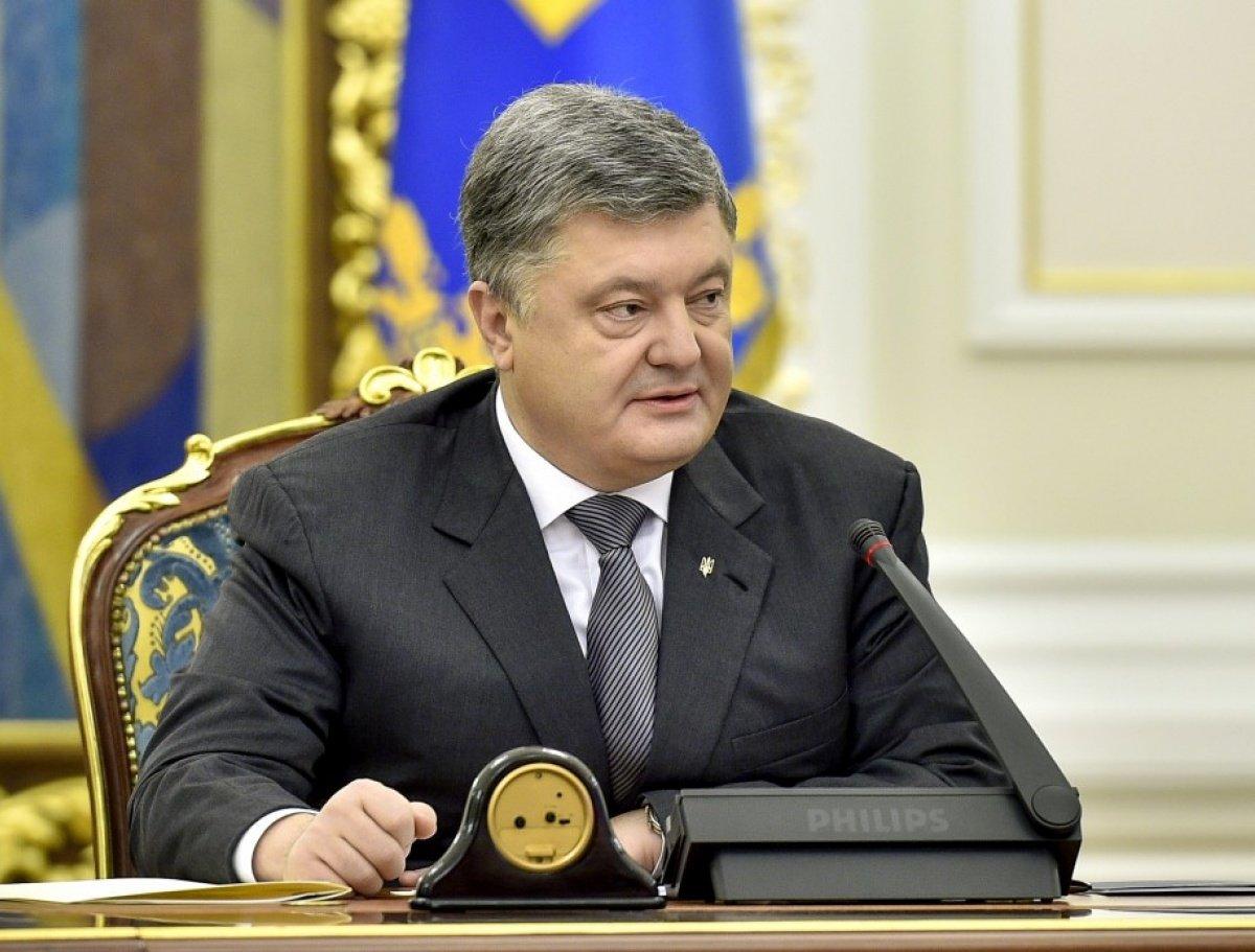 СМИ: Петр Порошенко подписал закон о судебной реформе
