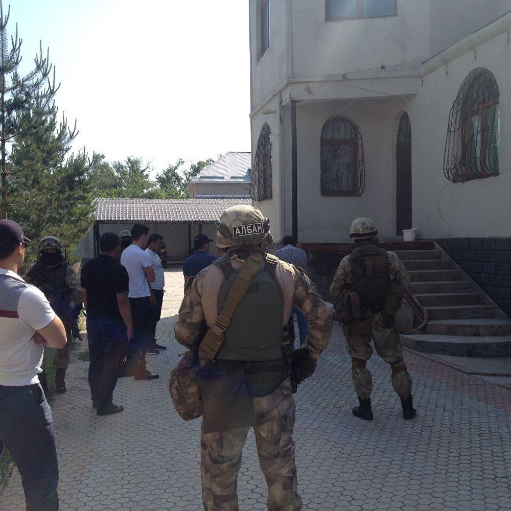 В Тбилиси завершена спецоперация по поимке подозреваемых в терроризме