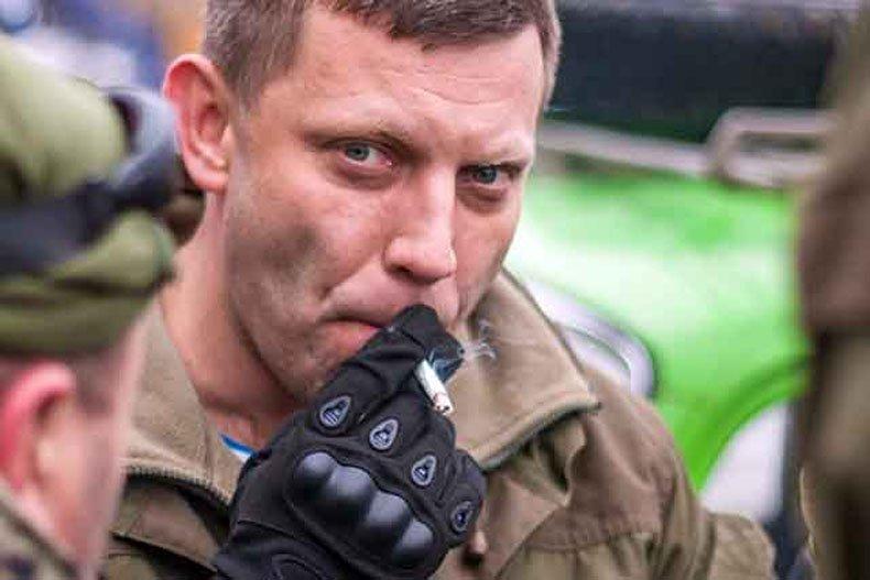 Ополченцы просят Захарченко возглавить ЛНР и создать Новороссию