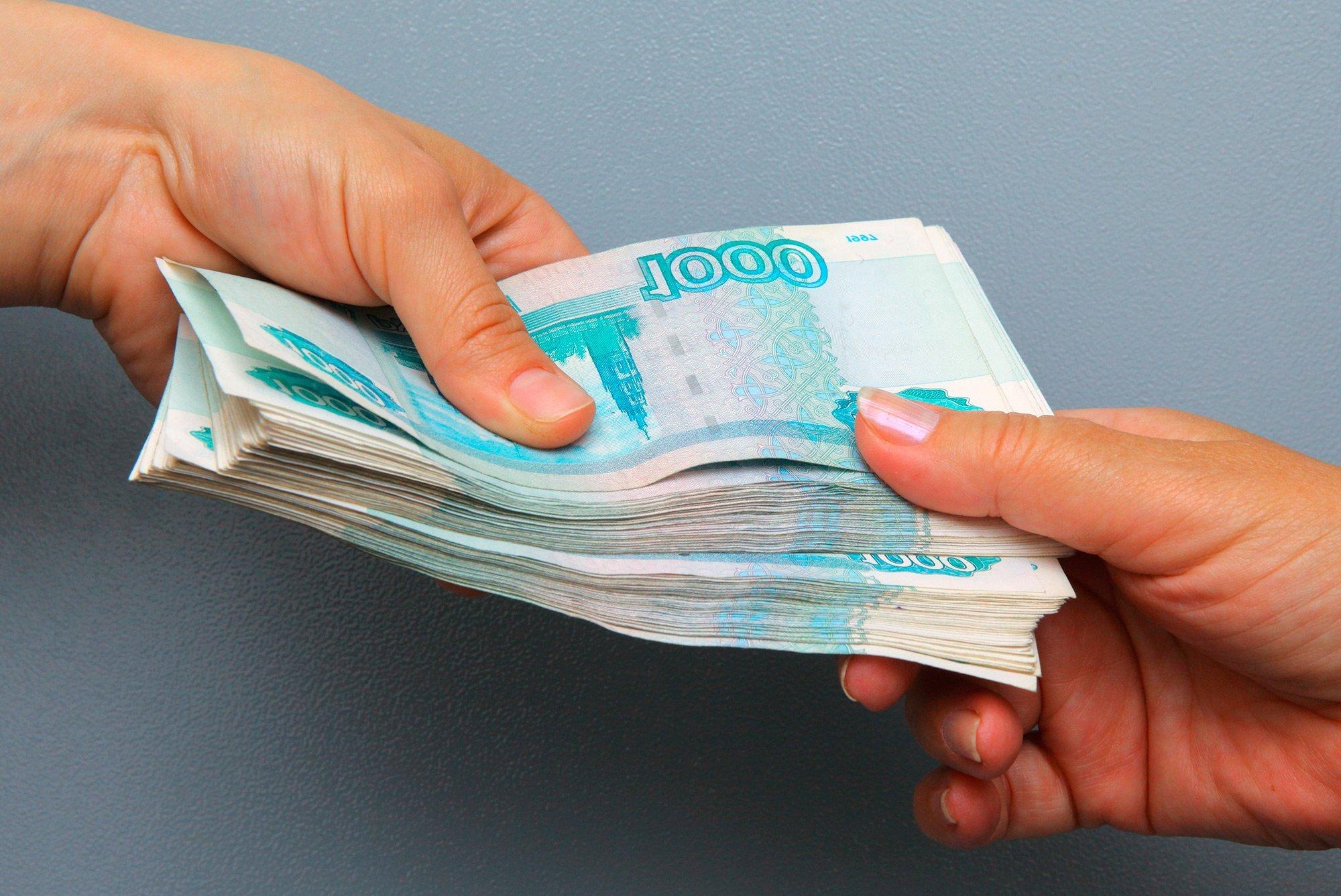 Размер микрозаймов в России увеличился
