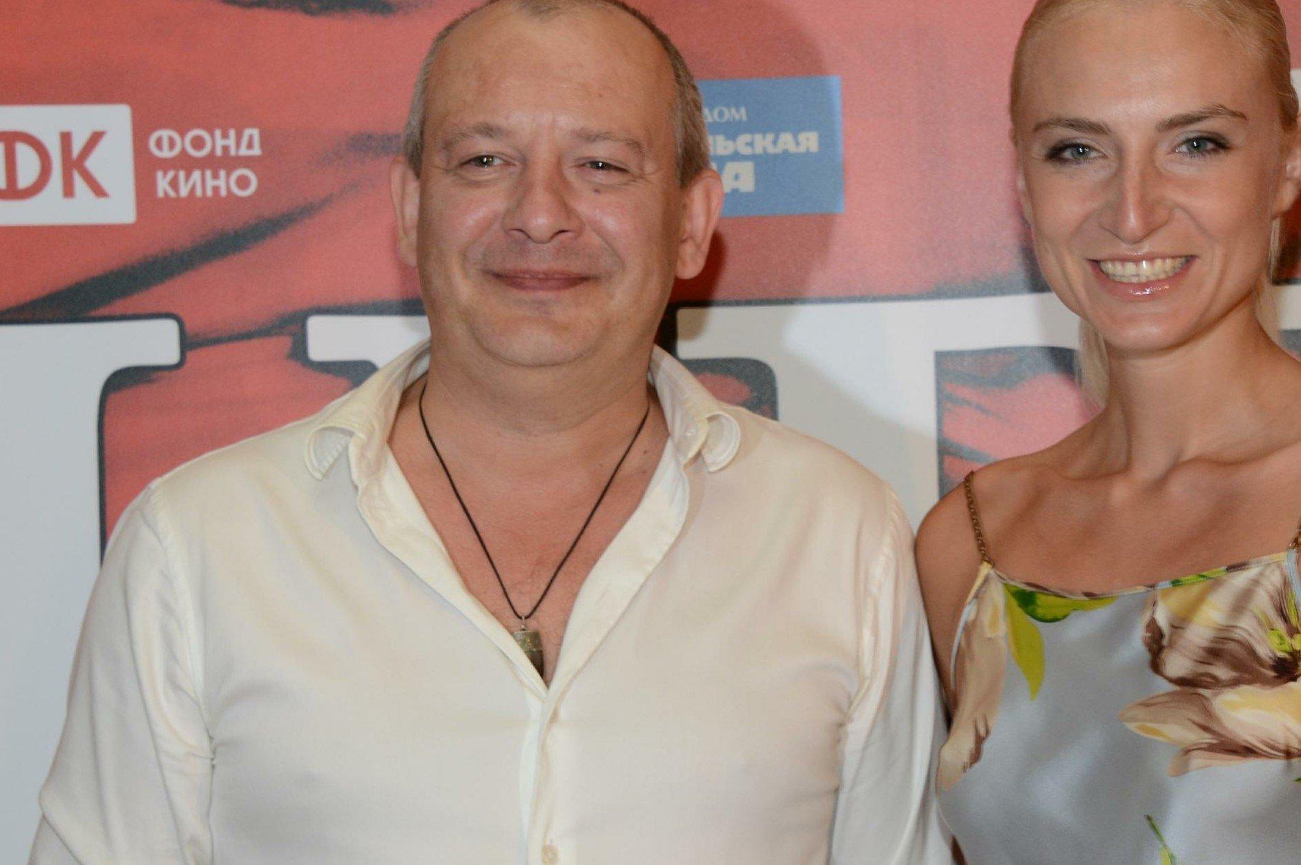Ксения Бик не может оправиться от смерти Марьянова