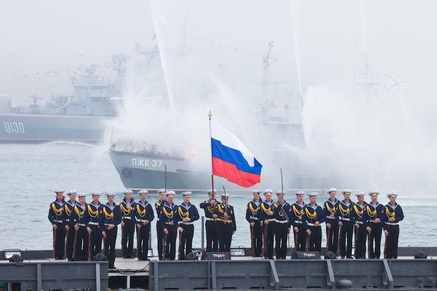 В Крыму арестовали служащего ЧФ по подозрению в шпионаже