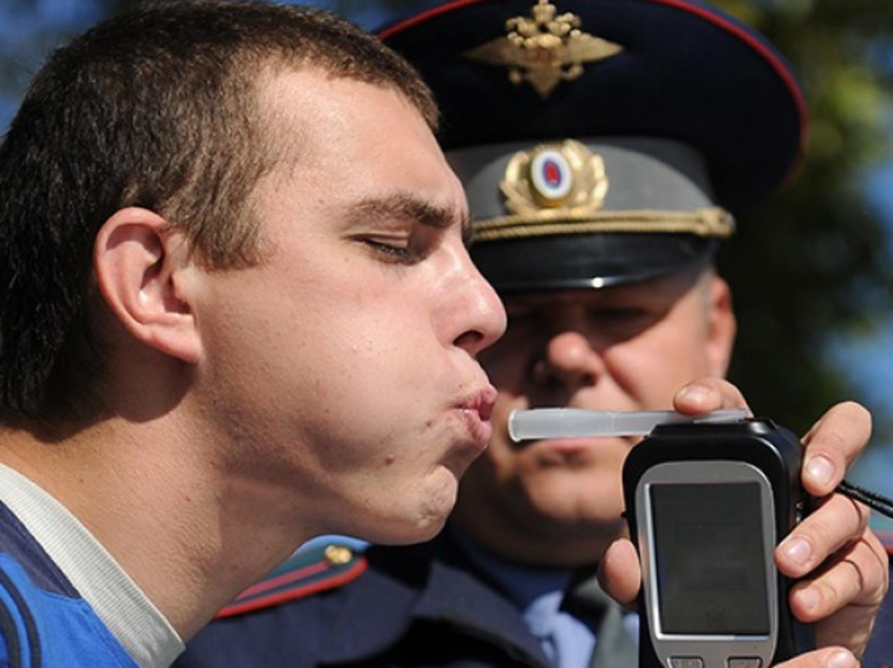 В Ростове начинается рейд «Нетрезвый водитель»