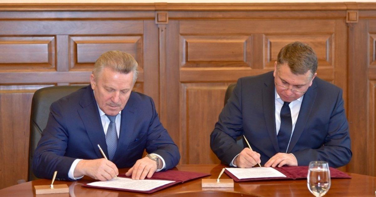 «Газпром космические системы» будет развивать спутниковую связь вХабаровском крае