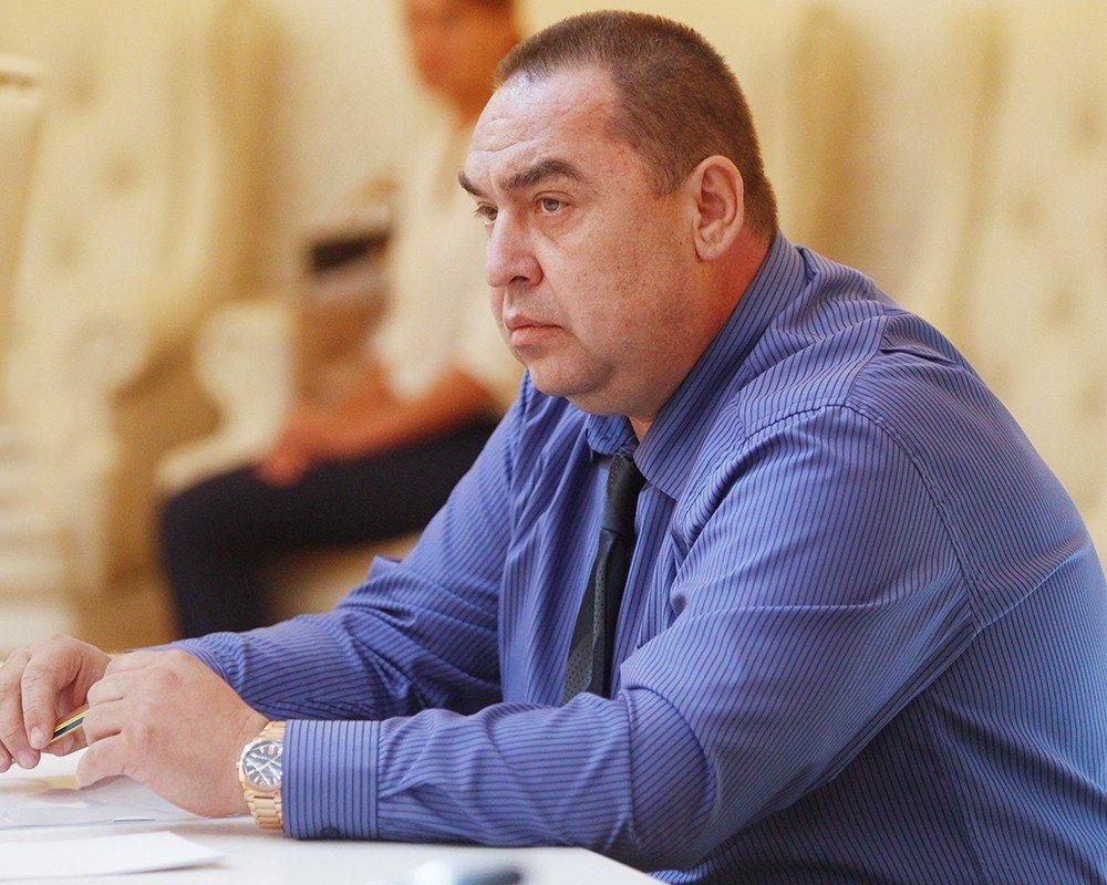 Руководитель ЛНР Игорь Плотницкий сбежал в Россию