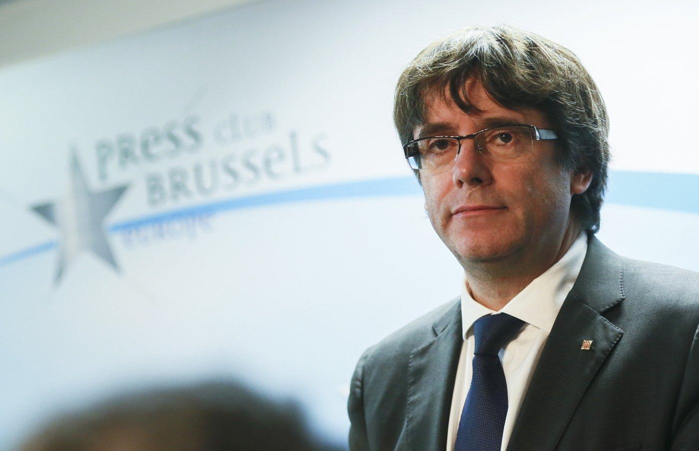 СМИ: Пучдемон отказался от пенсии в 112 тысяч евро в год