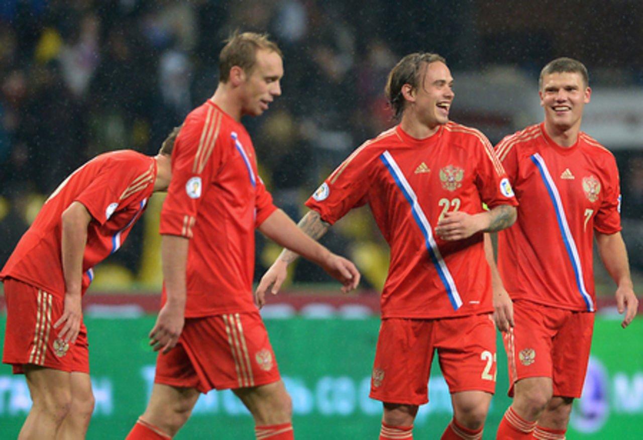 ФИФА обнародовала новый рейтинг национальных сборных