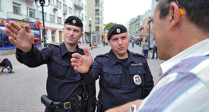 Полиция назвала самые криминальные районы Москвы