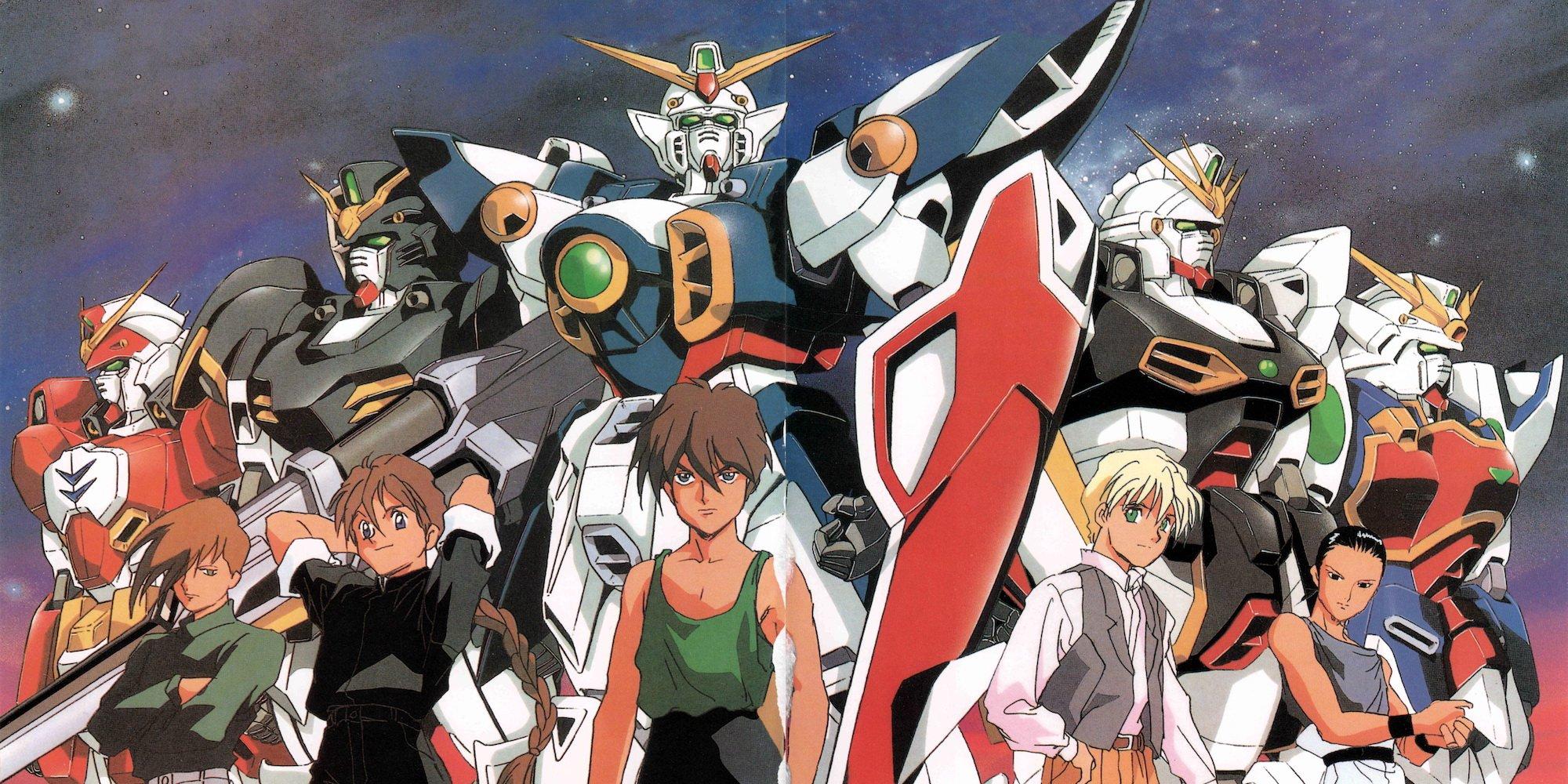 Робот из аниме помог создать семью