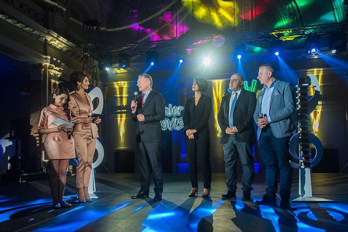 Зрительское голосование Детского Евровидения-2017 стартует в пятницу