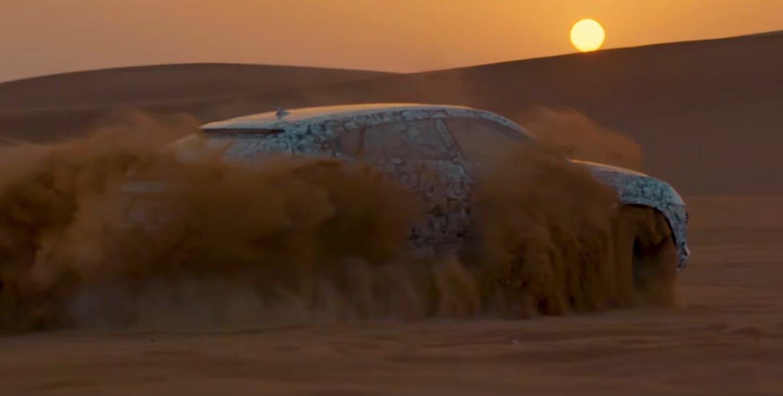 Lamborghini показала ездовые возможности модели Urus навидеоролике