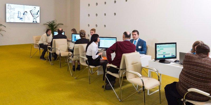 Владимир Ефимов: граждане ипредприниматели столицы стали чаще брать кредиты
