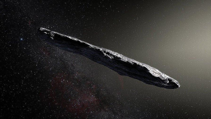 Ученые решили догнать залетевший вСолнечную систему астероид-«сигару»