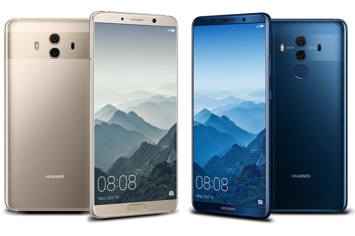 Huawei Mate 10 Pro продемонстрировал рекордное число предзаказов вевропейских странах