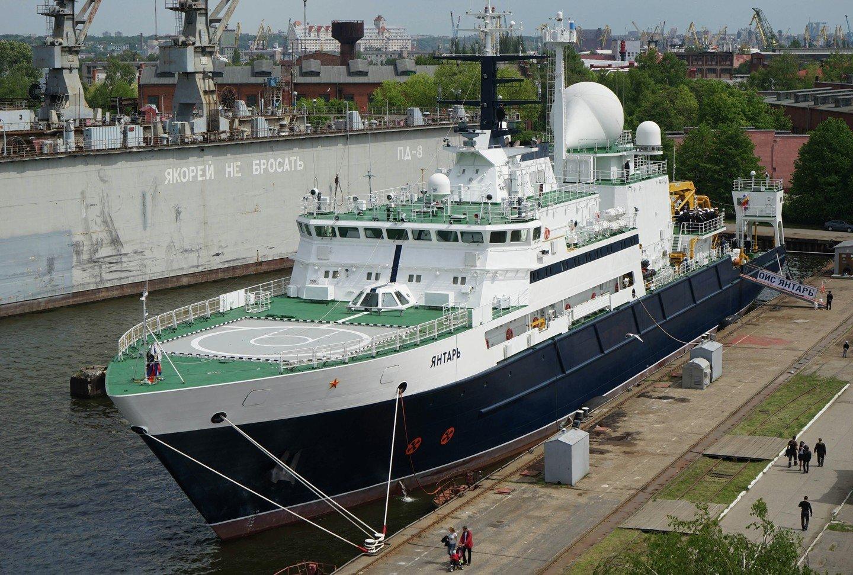 Русская электроподлодка несомненно поможет вести поиски пропавшей аргентинской субмарины «Сан-Хуан»