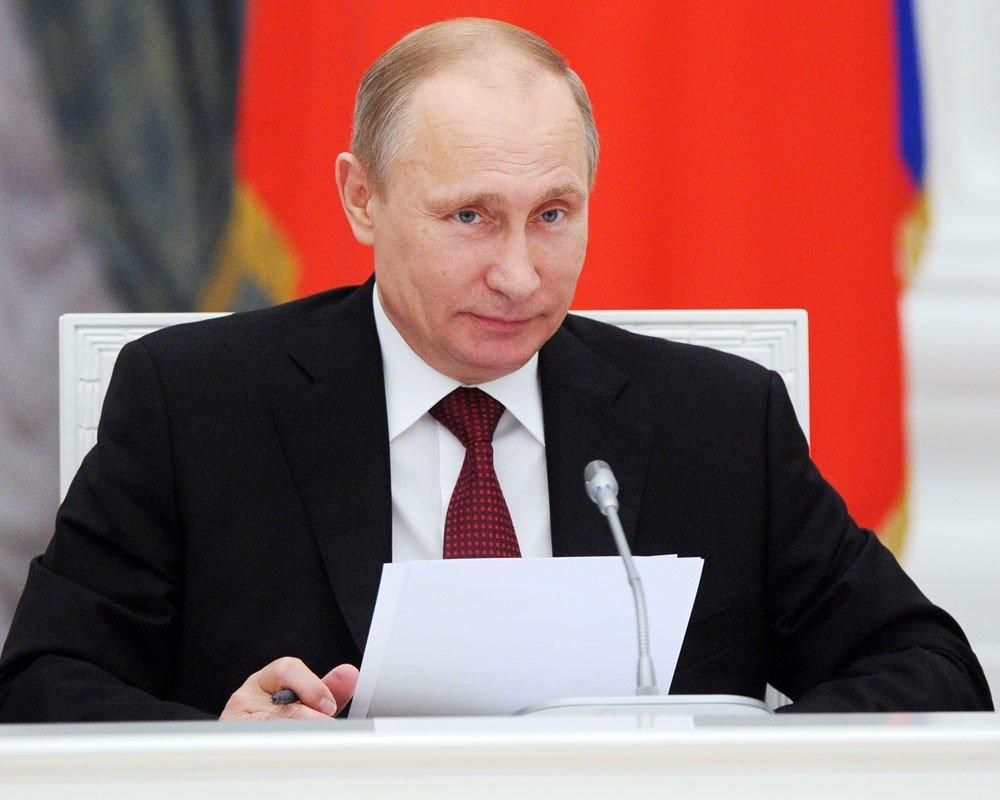 Путин подписал закон обипотечных электронных закладных