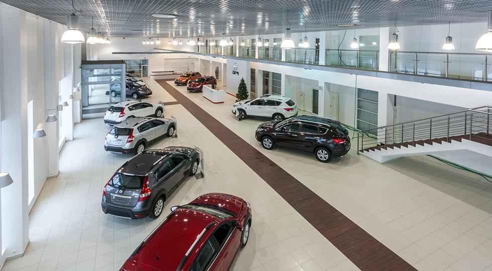 Продажи новых авто вБашкирии ссамого начала года увеличились на25,8%