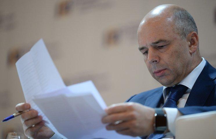 Руководитель  министра финансов  обещает россиянам рост реальной заработной платы