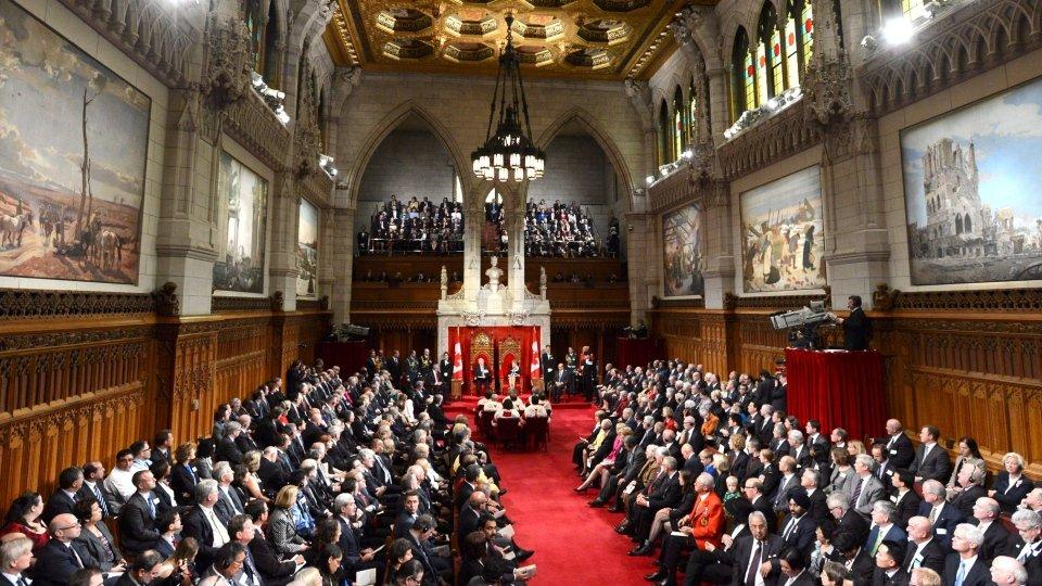 ВКанаде парламентарии одобрили легализацию марихуаны