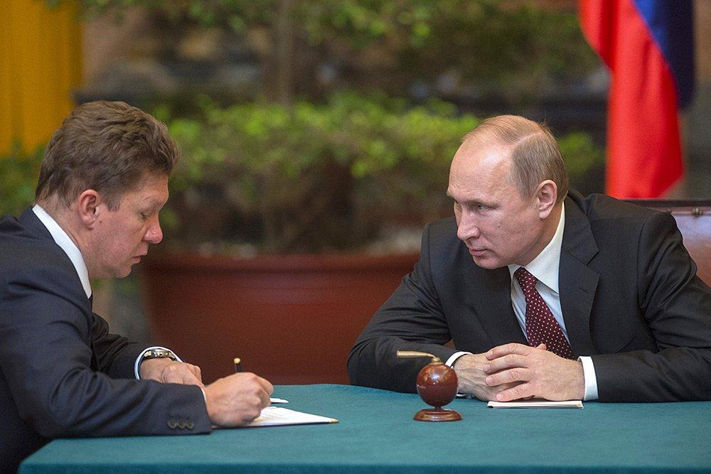 «Газпром» ждет порезультатам нынешнего года абсолютный рекорд поэкспорту