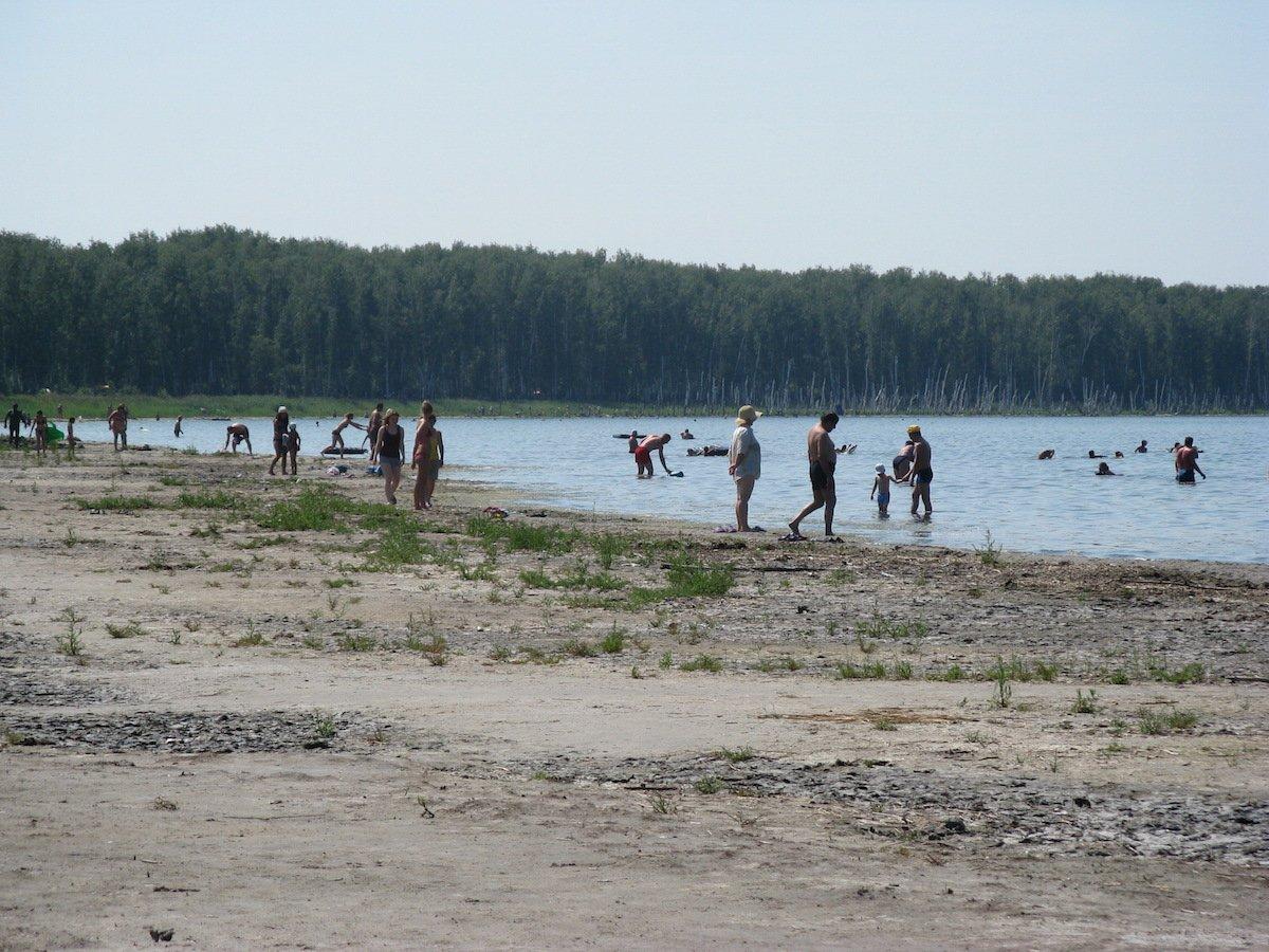 ВКурганской области профессионалы обнаружили целебное озеро