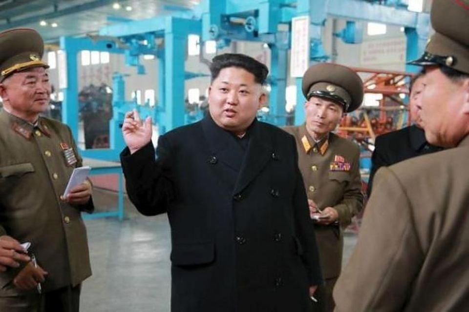 В КНДР сообщили об удачном испытании ракеты Хвасон-15