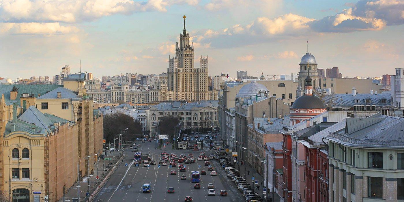 «Гринпис России» предлагает закрыть центр столицы для авто классом ниже «Евро-4»