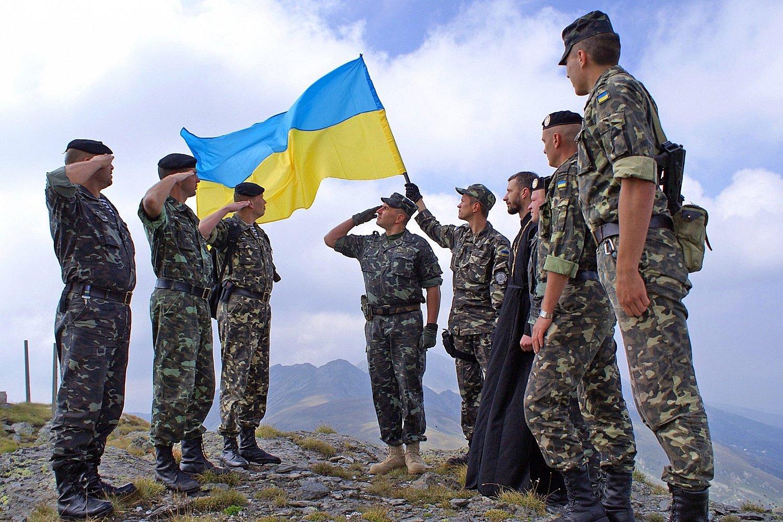 В2014-ом рядыВС Украины пополнили геи итрансгендеры— NBC