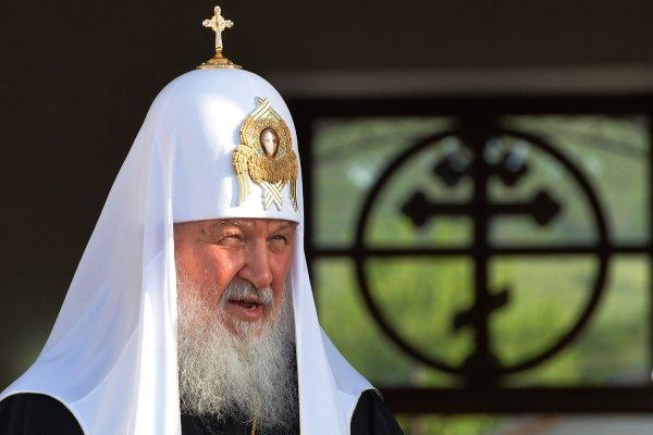 Патриарх Кирилл видит будущее РФ в единстве народа и элиты