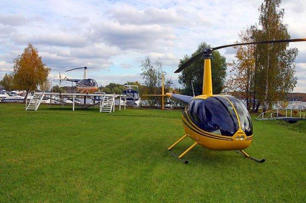 Рядом с «Казань-Ареной» оборудуют вертолетную площадку