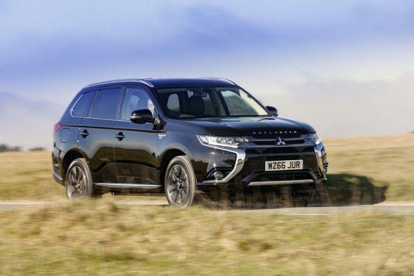 Октябрьские продажи Mitsubishi в России выросли в 2,4 раза