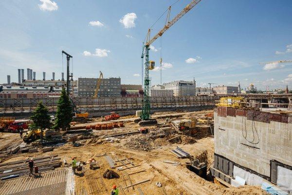В Свиблово на месте промзоны появится жилой комплекс