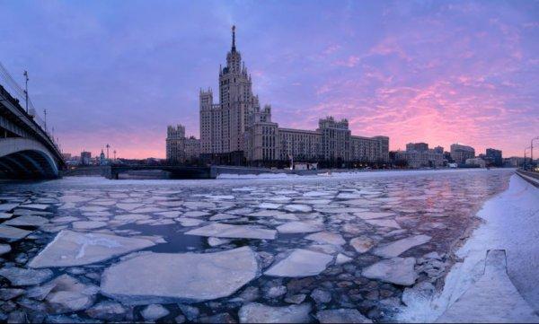 В Москве 5000 единиц техники подготовлены к зиме