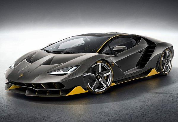 Опубликовано видео с виртуальной гонкой Lamborghini Centenario и Porsche 911 GT2 RS