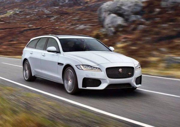 Jaguar XF Sportbrake 2018 года показал высокие результаты на тестах