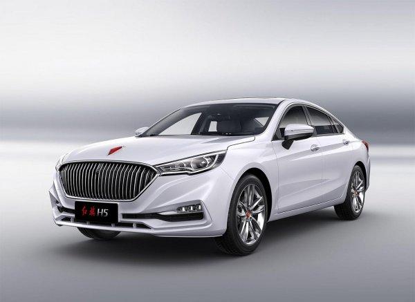 Mazda6 для рынка Китая выйдет под премиальным брендом Hongqi