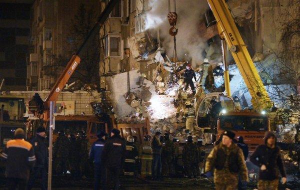 Страшный взрыв в Ижевске: События в реальном времени
