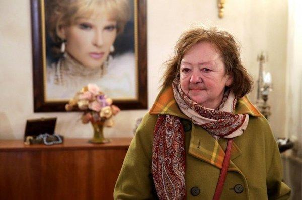 Близкие Гурченко поведали правду о последних днях жизни ее дочери