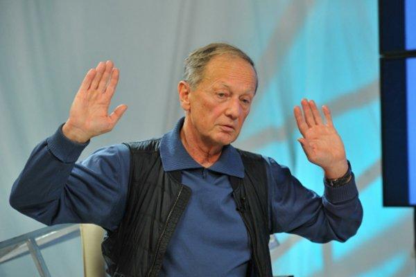 Михаил Задорнов заплакал на одном из последних концертов