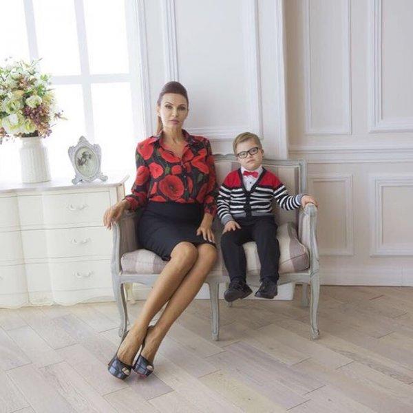 Эвелина Блёданс выразила желание родить ещё одного ребенка