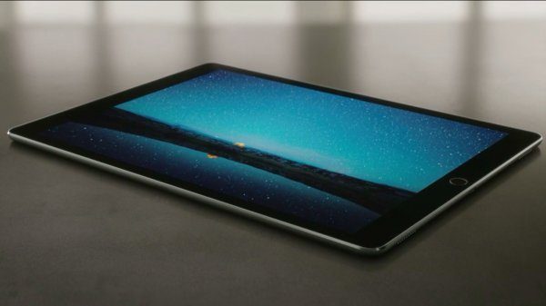 Apple создает безрамочный iPad с опцией Face ID