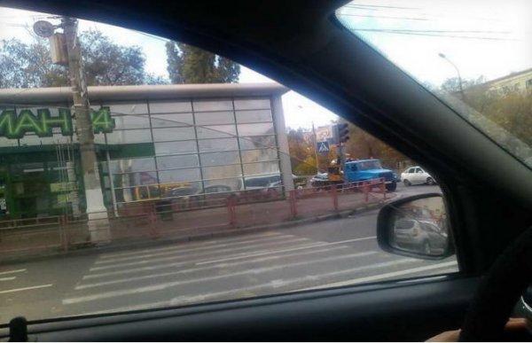 """В центре Волгограда появился переход для """"летающих"""" пешеходов"""