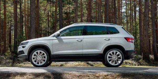 Volkswagen готовит новый бюджетный кроссовер на базе Skoda Karoq