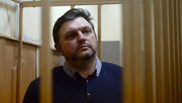 Экс-губернатор Кировской области Никита Белых женился в СИЗО