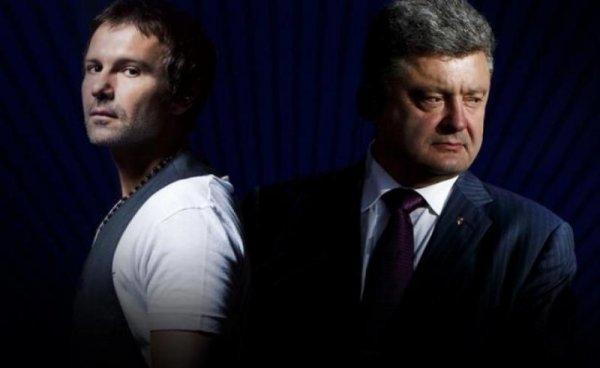 Солист «Океана Эльзы» обошёл Порошенко в рейтинге лидеров мнений на Украине