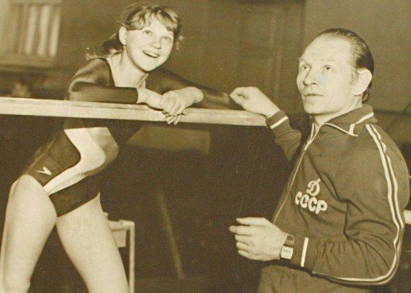 Ушел из жизни заслуженный тренер России по гимнастике Валентин Шевчук