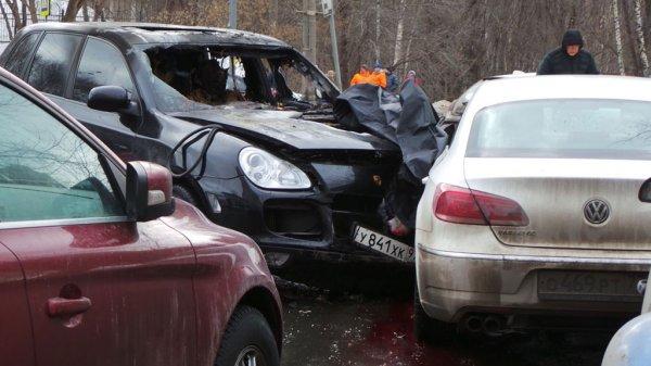В Москве в ДТП на Павелецкой набережной пострадал один человек